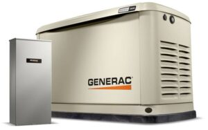CTE Electric Picture of Generac Generator